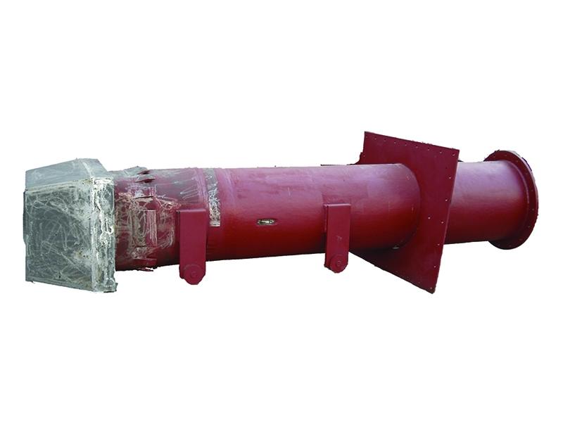 微油煤粉燃烧器