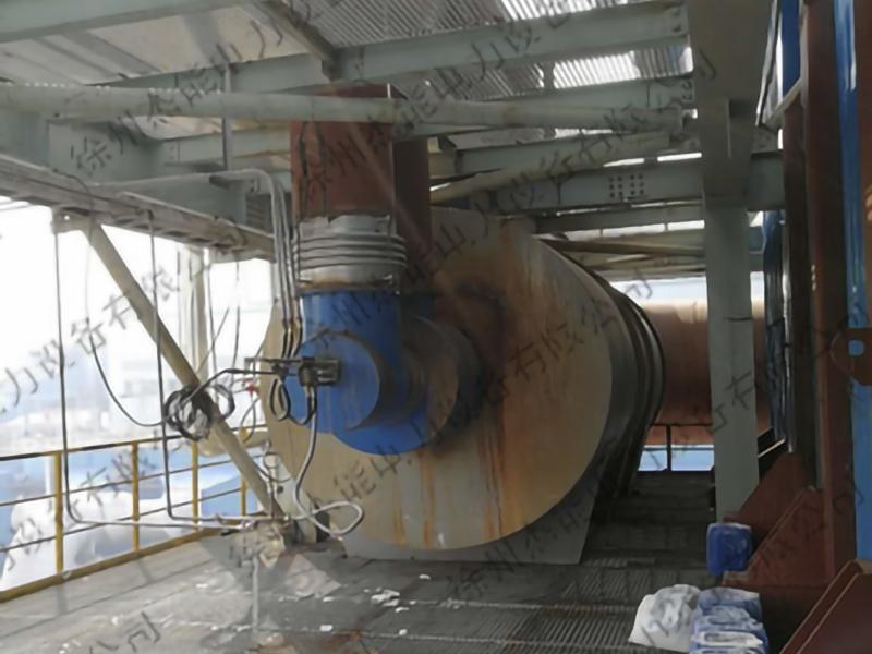 舞阳钢铁热风炉及燃烧系统
